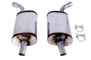 "68-72 2"" Magnaflow Aluminized Mufflers"