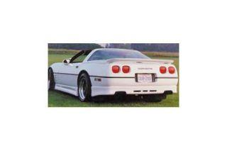 1984-1990 Corvette Aerotech Side Skirts (Door Trim & Rear Wrap)