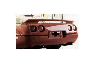 1991-1996 Corvette Aeroblade Rear Wing