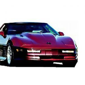 1991-1996 Corvette Motorsport Front Spoiler