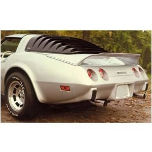 1974-1982 Corvette Turbo Rear Wing