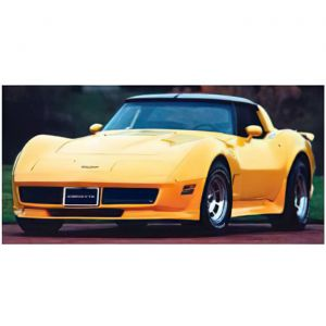 1970-1982 Corvette Collector Series Side Skirts