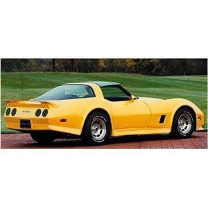 1980-1982 Corvette Collector Series Rear Wing