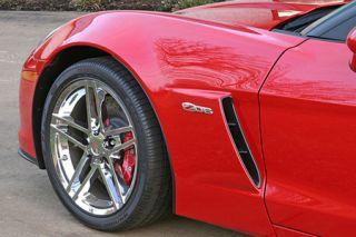 2006-2013 Corvette Z06 OEM Carbon Front Fender Panel