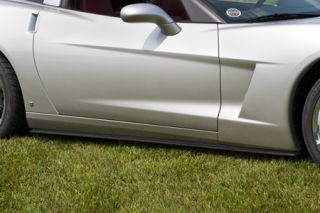 2005-2013 Corvette ACI Ground Effects Package