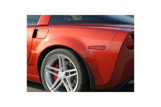 2006-2013 Corvette Z06/GS/ZR1 Coupe Rear Fender (OEM Panel)