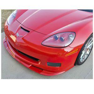 2006-2013 Corvette ZR1 Front Splitter (Fiberglass)