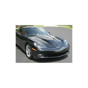 2005-2013 Corvette ZR1 Replica Hood (w/o Window Option) (RTM)