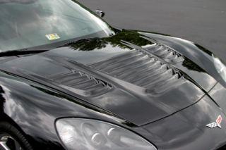 2005-2013 Corvette World Challenge Louvered Hood (RTM)
