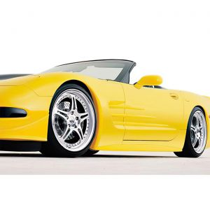 1997-2004 Corvette RK Sport Lower Side Skirts