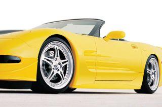 1997-2004 Corvette RK Sport Lower Side Skirts