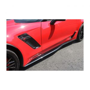15-18 Z06 ACS Aero 1 Side Rocker Skirt Package (Style)