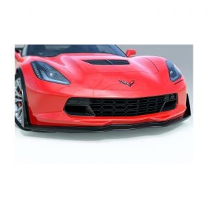 15-18 ACS Z06 Front Splitter Stage 3 Side Deflectors (Z06 Fitment) (Style)