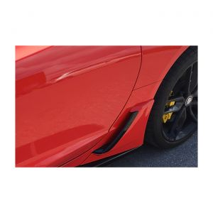 "14-18 Z51 ""Z06 Style"" Side Scoops w/Brake Ducts"