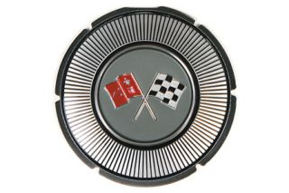 1966 Corvette Gas Door Emblem Repair Kit