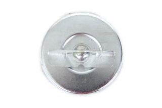 59-62 Gas Cap w/S logo - Reproduction (Non-Vented)
