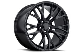 """15-18 """"Z06 Style"""" Competition Grey Wheel Set"""