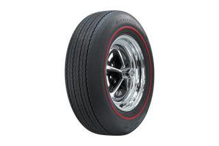 """68-69 FR70-15 Radial Firestone """"Wide Oval"""" Tire - Redline"""