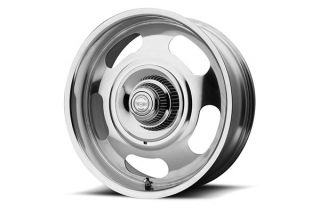 68-82 17x9 American Racing Aluminum Rally Wheel (Fully Polished)
