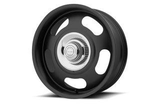 68-82 17x9 American Racing Aluminum Rally Wheel (Satin Black)