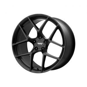 20x10 American Racing AR924 Satin Black Wheel (+75mm)
