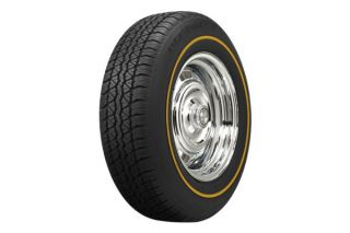 65-66 205/75-15 BF Goodrich Radial Goldline Tire