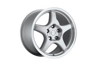"88-96 ZR1 Painted Wheel Set (17x9.5"")"