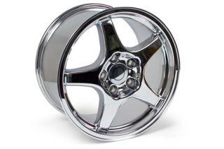 """1984-1987 Corvette ZR1 Chrome Wheel Set (17x9.5"""")"""
