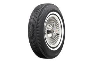 "62-64 670-15 Firestone Tire - 1"" Whitewall"