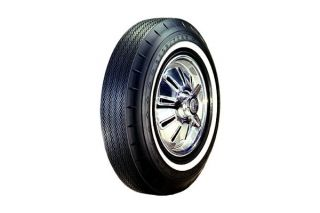 "62-64 670-15 Goodyear Super Cushion Tire - 1"" Whitewall"
