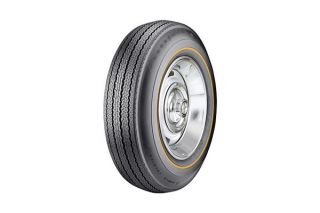 65-66 775-15 Goodyear Power Cushion Tire - Goldline