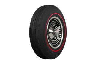 67 775-15 BF Goodrich Tire - Redline