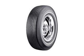 """68-69 F70-15 Goodyear """"Speedway"""" Tire - White Stripe"""