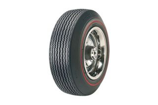 68-69 F70-15 Goodyear Speedway Tire - Redline