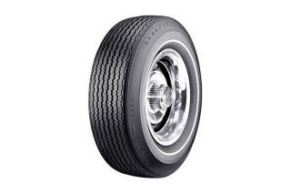 """70-72 F70-15 Goodyear """"Speedway"""" Tire - White Stripe"""