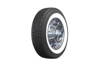 "56-60 670-15 BF Goodrich Silvertown Tire - 2 1/2"" Whitewall"