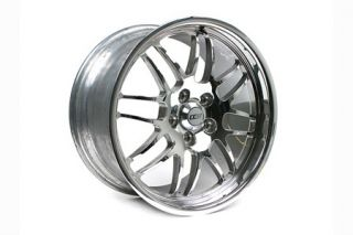 "2005-2013 Corvette CCW SP16 1pc Forged Wheels (19""x10""/19""x11"")"