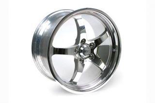 "2005-2013 Corvette CCW SP500 1pc Forged Wheels (19""x10""/19""x11"")"