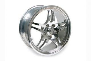 "2005-2013 Corvette CCW 505A 1pc Forged Wheels (19""x10""/20""x11"")"