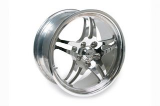 "1997-2004 Corvette CCW 505A 1pc Forged Wheels (19x10""/19x11"")"