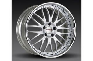 "1997-2004 Corvette Forgeline MD3P 3-Piece Premier Alloy Wheels (18""x9.5""/19""x11"")"