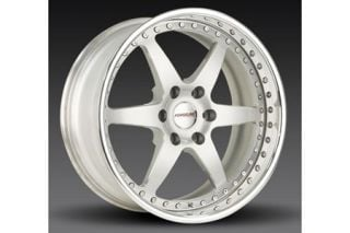 "1997-2004 Corvette Forgeline ST3P 3-Piece Premier Alloy Wheels (18""x9.5""/19""x11"")"