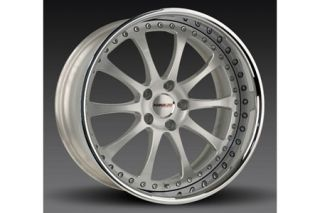 "1997-2004 Corvette Forgeline ZX3P 3-Piece Premier Alloy Wheels (18""x9.5""/19""x11"")"