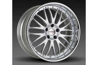 "1997-2004 Corvette Forgeline MD3P 3-Piece Premier Alloy Wheels (19""x9.5""/20""x11"")"