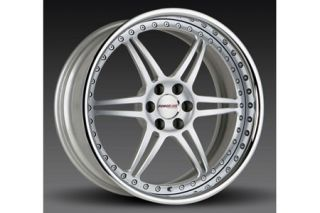 "1997-2004 Corvette Forgeline SS3P 3-Piece Premier Alloy Wheels (19""x9.5""/20""x11"")"