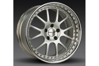 "1997-2004 Corvette Forgeline VR3P 3-Piece Premier Alloy Wheels (19""x9.5""/20""x11"")"