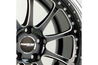 Forgeline Option A - Diamond Cut Center Wheels