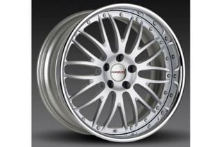 "2005-2013 Corvette Forgeline MD3P 3-Piece Premier Alloy Wheels (19""x9.5""/20""x11"")"