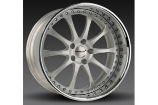 "2006-2013 Corvette Z06/ZR1 Forgeline ZX3P 3-Piece Premier Alloy Wheels (19""x10""/20""x12.5"")"