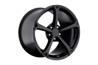 "88-04 2010 Grand Sport Black Wheel Set (17x8.5""/18x9.5"")"